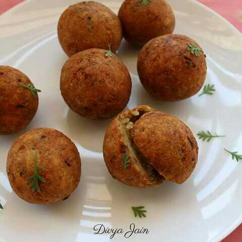 Veggie Rich Protein Balls