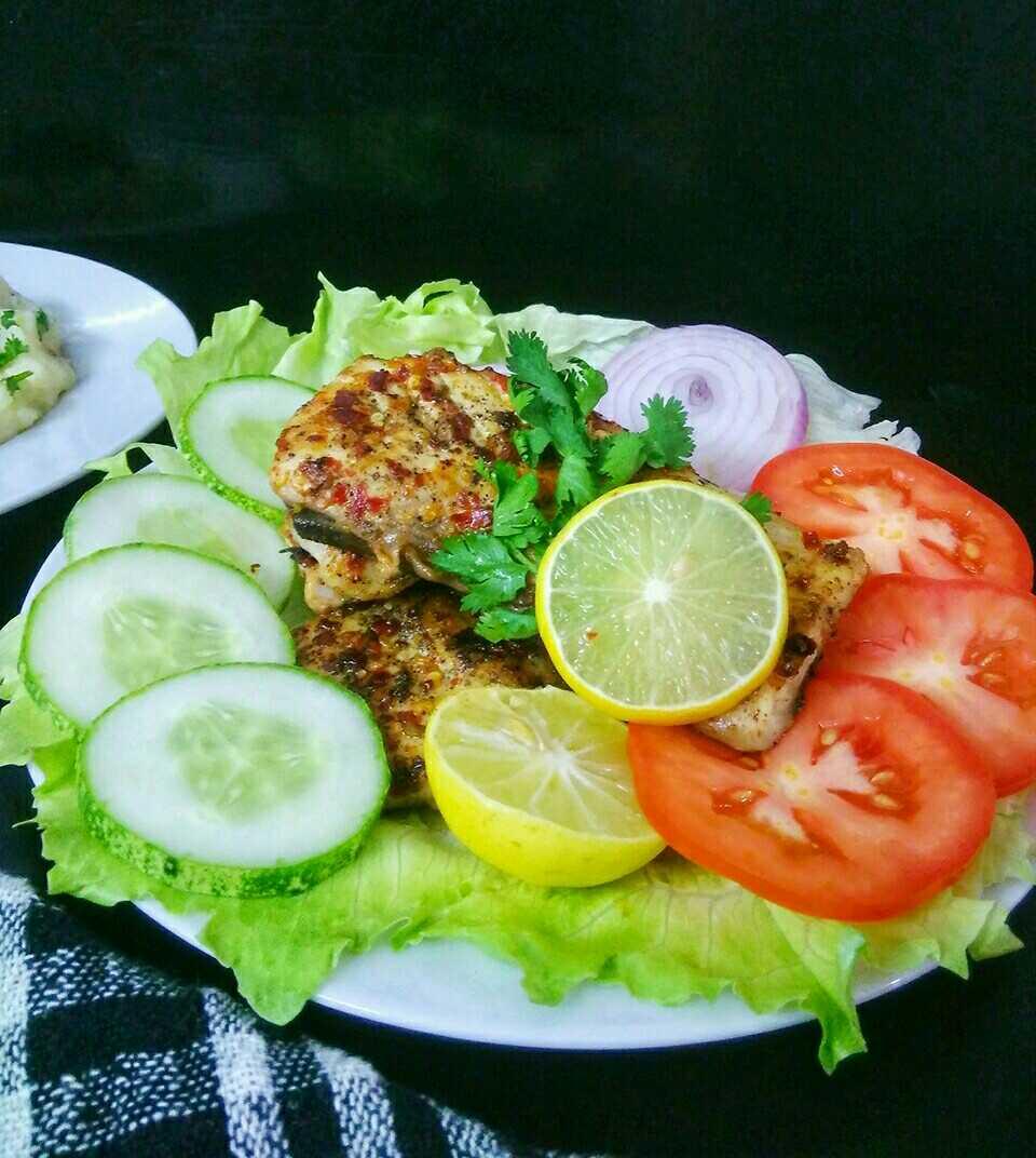 Pan Fried Pepper Fish