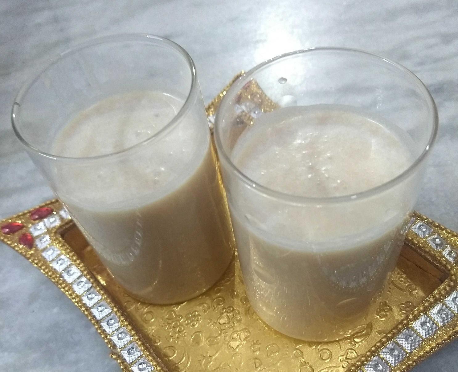 Sapota Drink