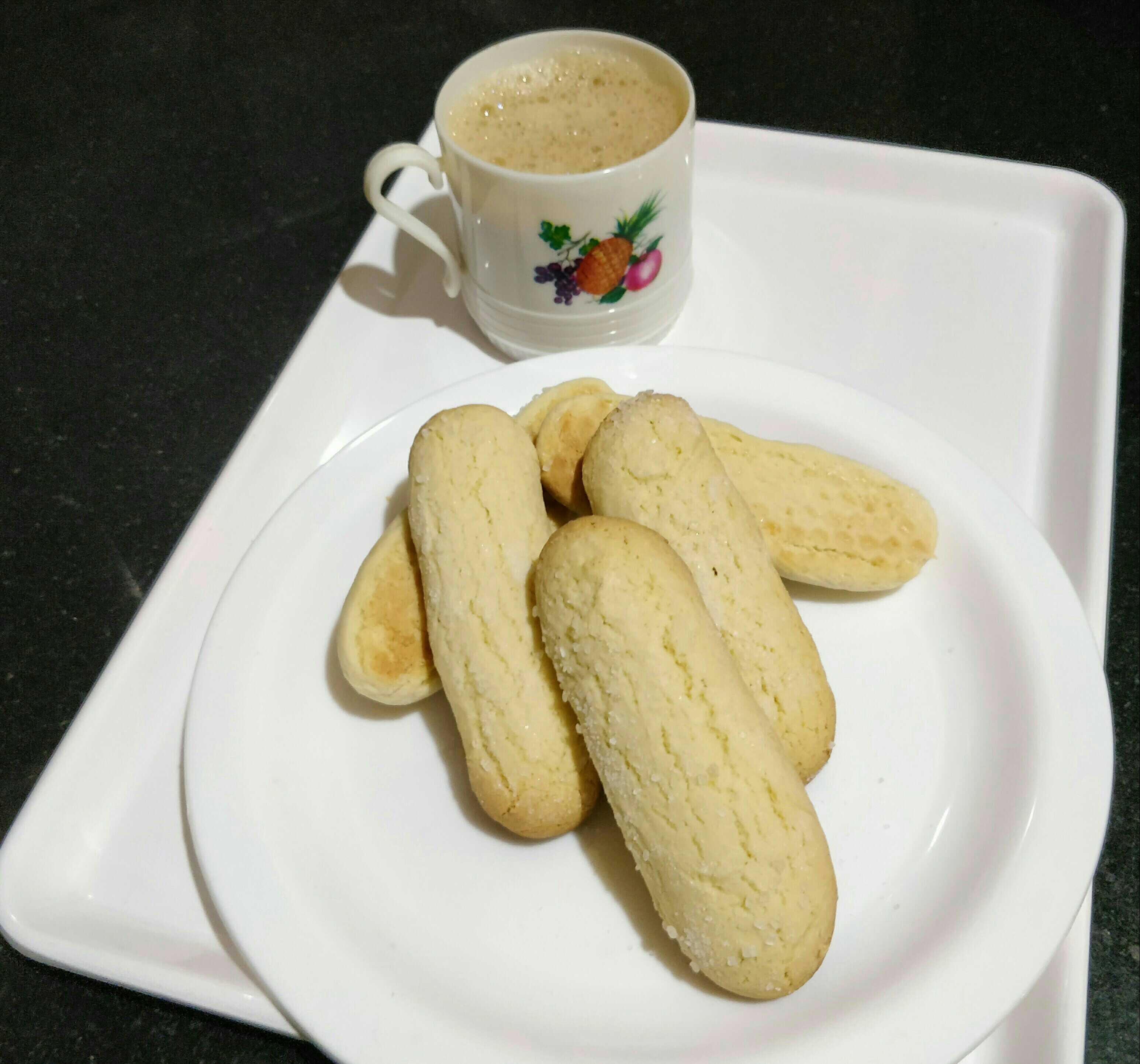 Traditional Italian Breakfast Cookies.