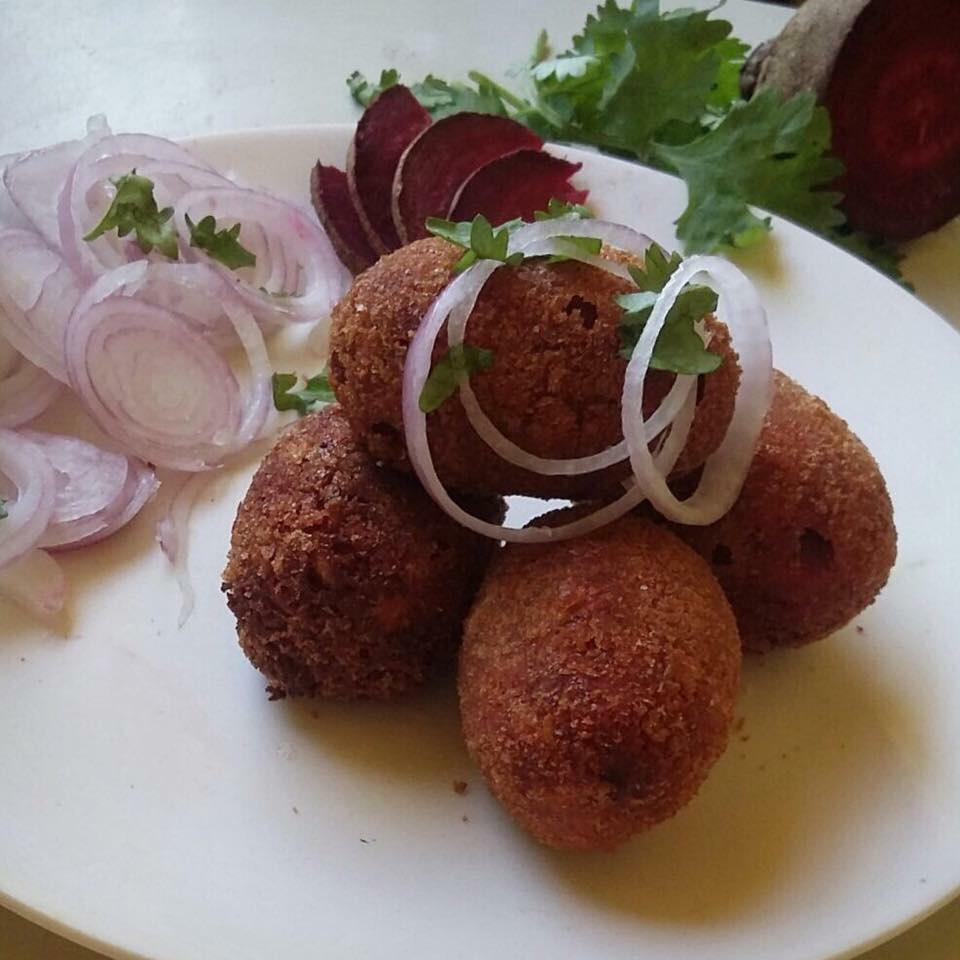 vegetable chop (bengali style)