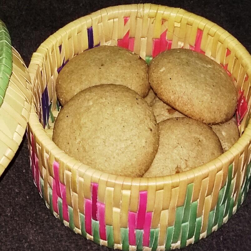 pearl millet cookies/bajra flour cookies