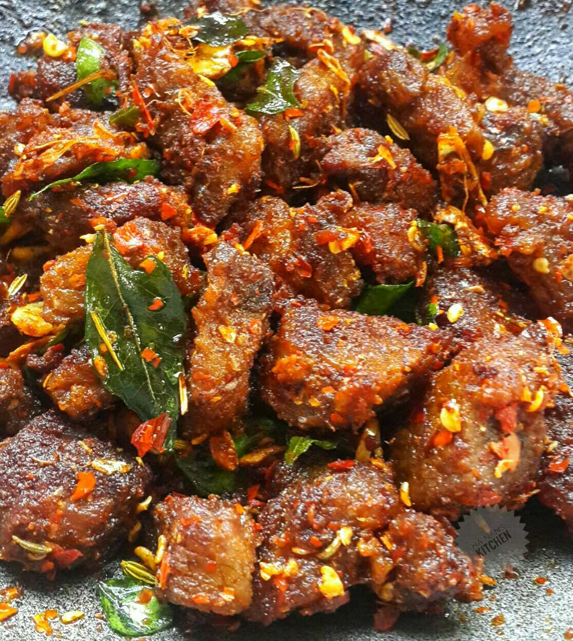 Traditional  Beef Fry