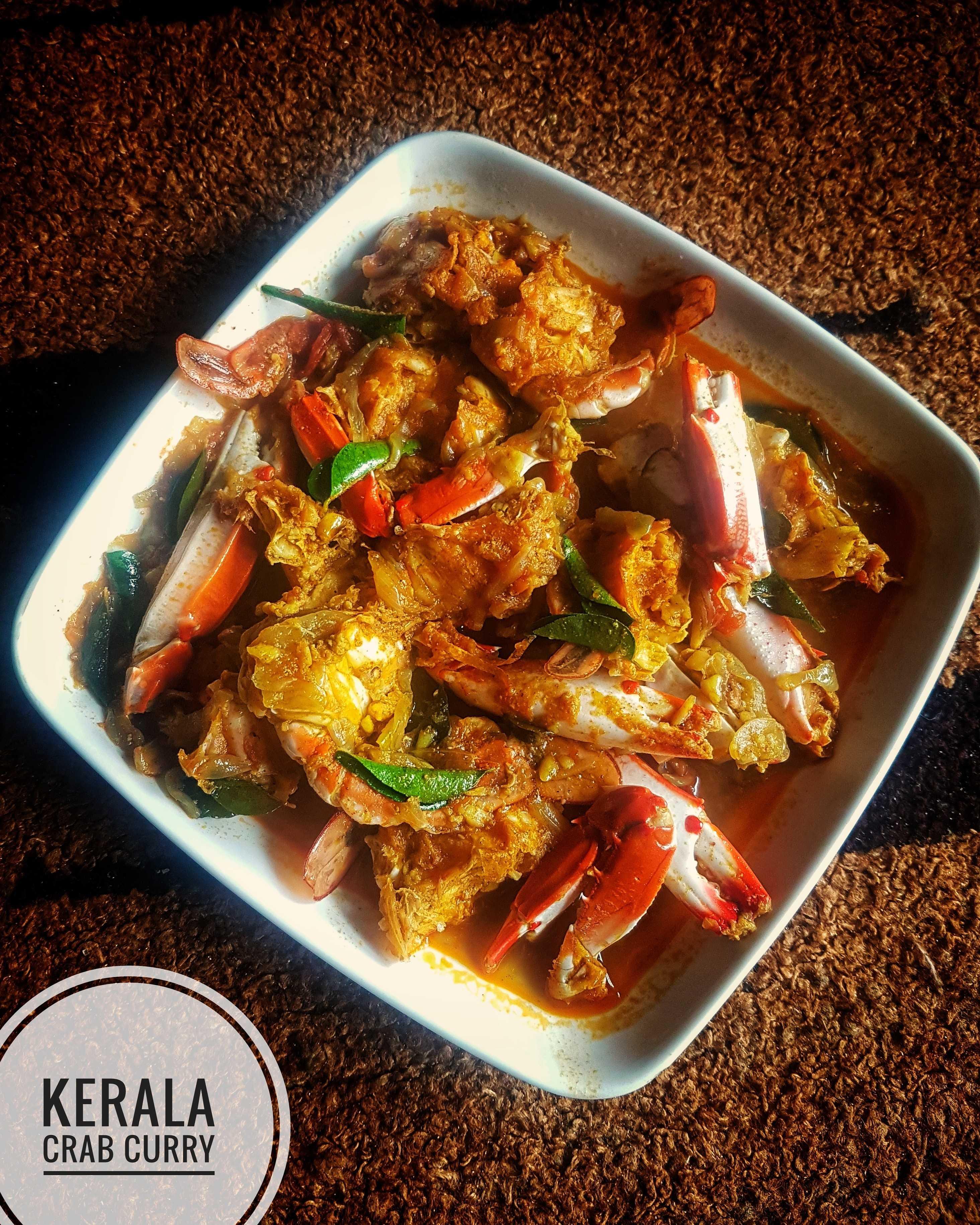 Kerala Njandu / Crab Curry