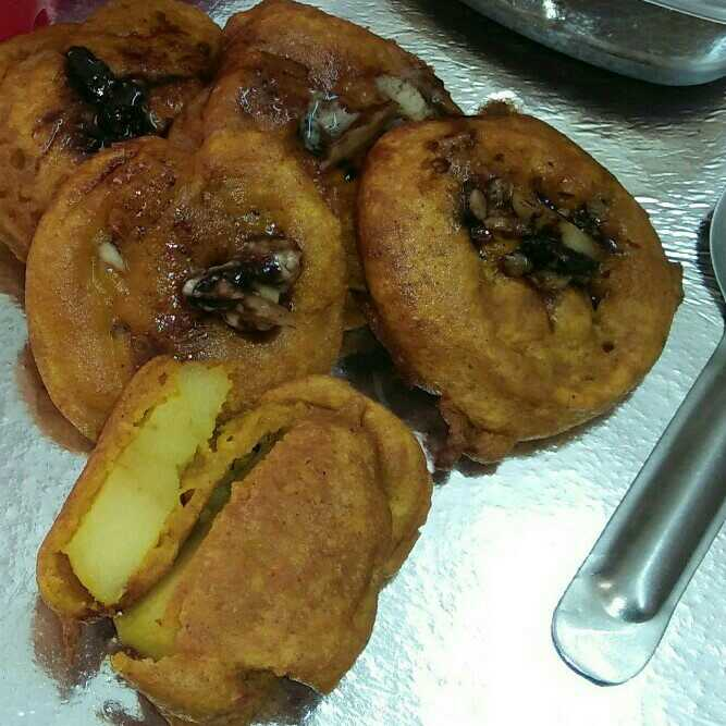 Sweet And Spicy Apple Baji
