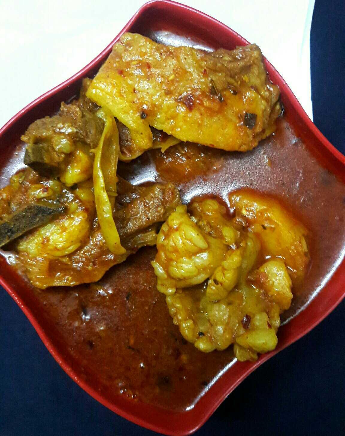 Mutton Potato Curry..Bengali style