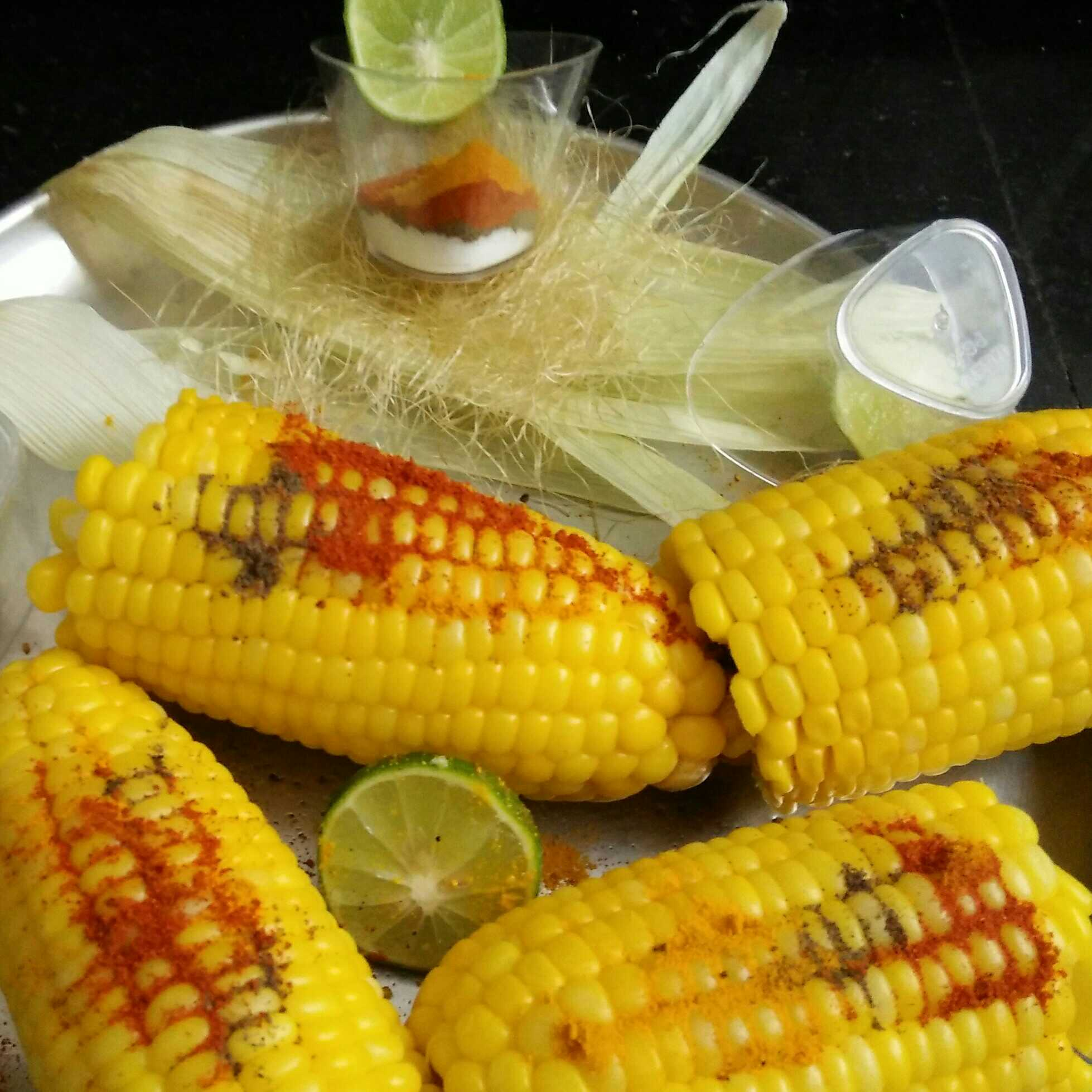 Spicy Sweet Corn