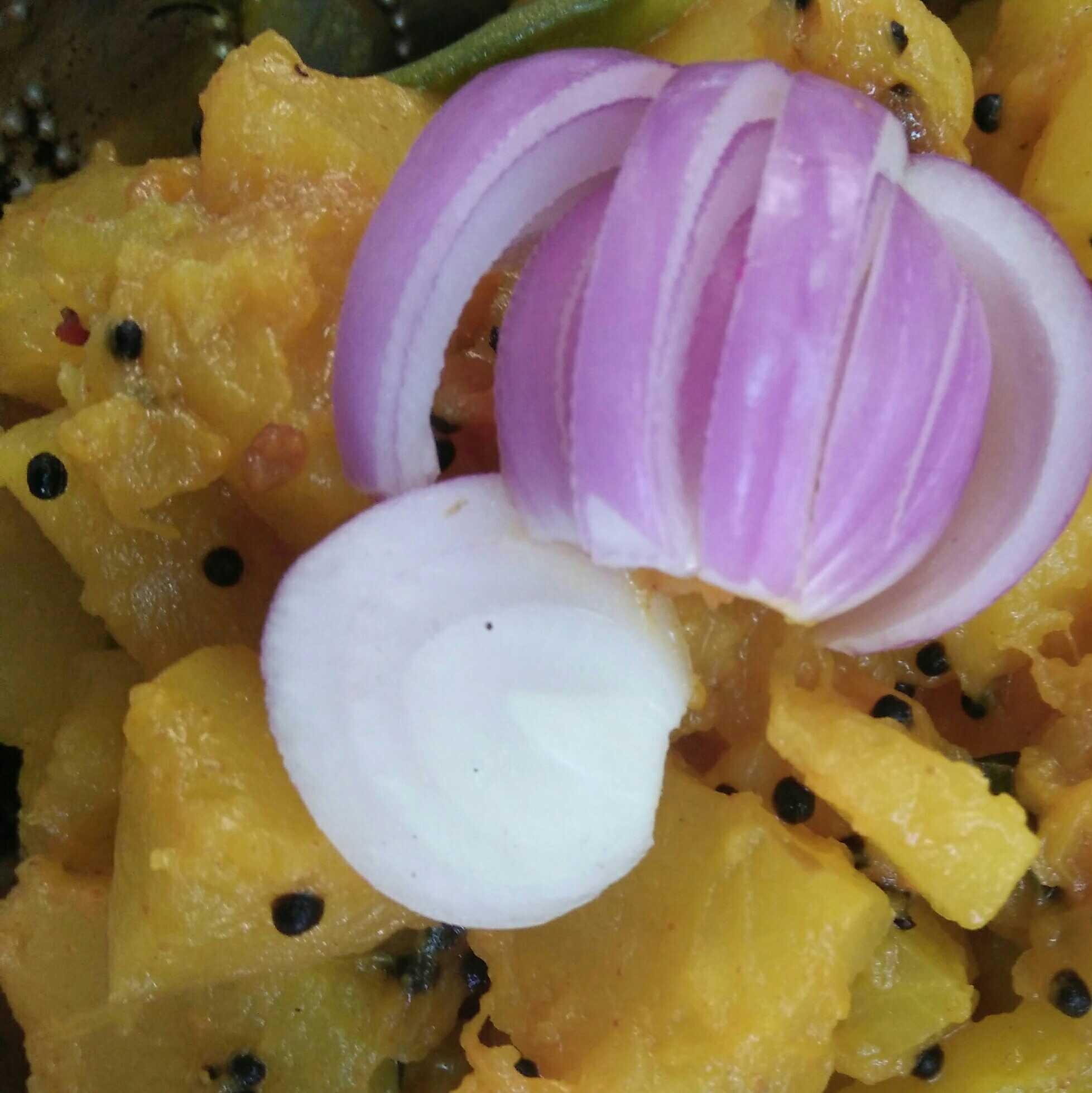 Pumkin Curry