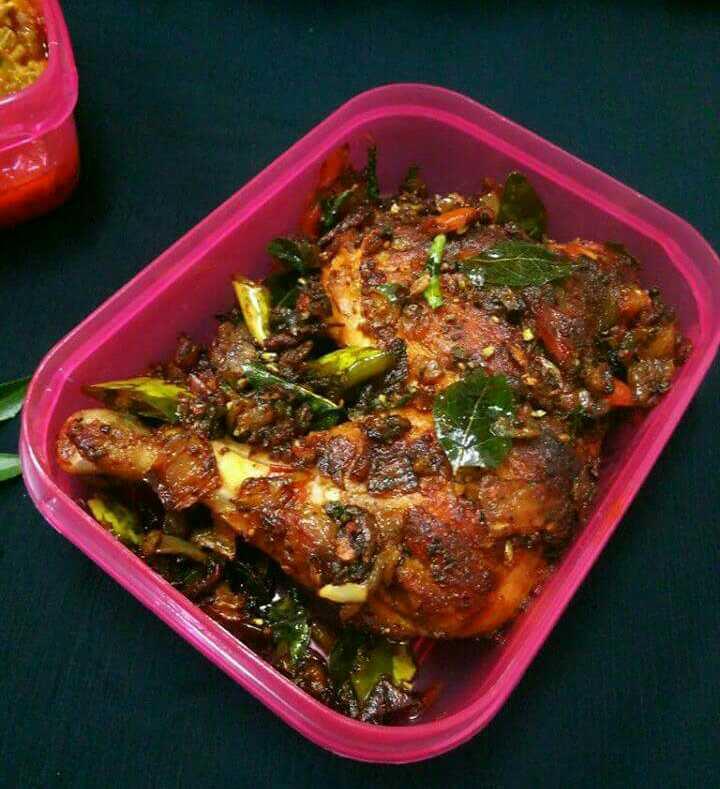 Pepper Chicken Roast