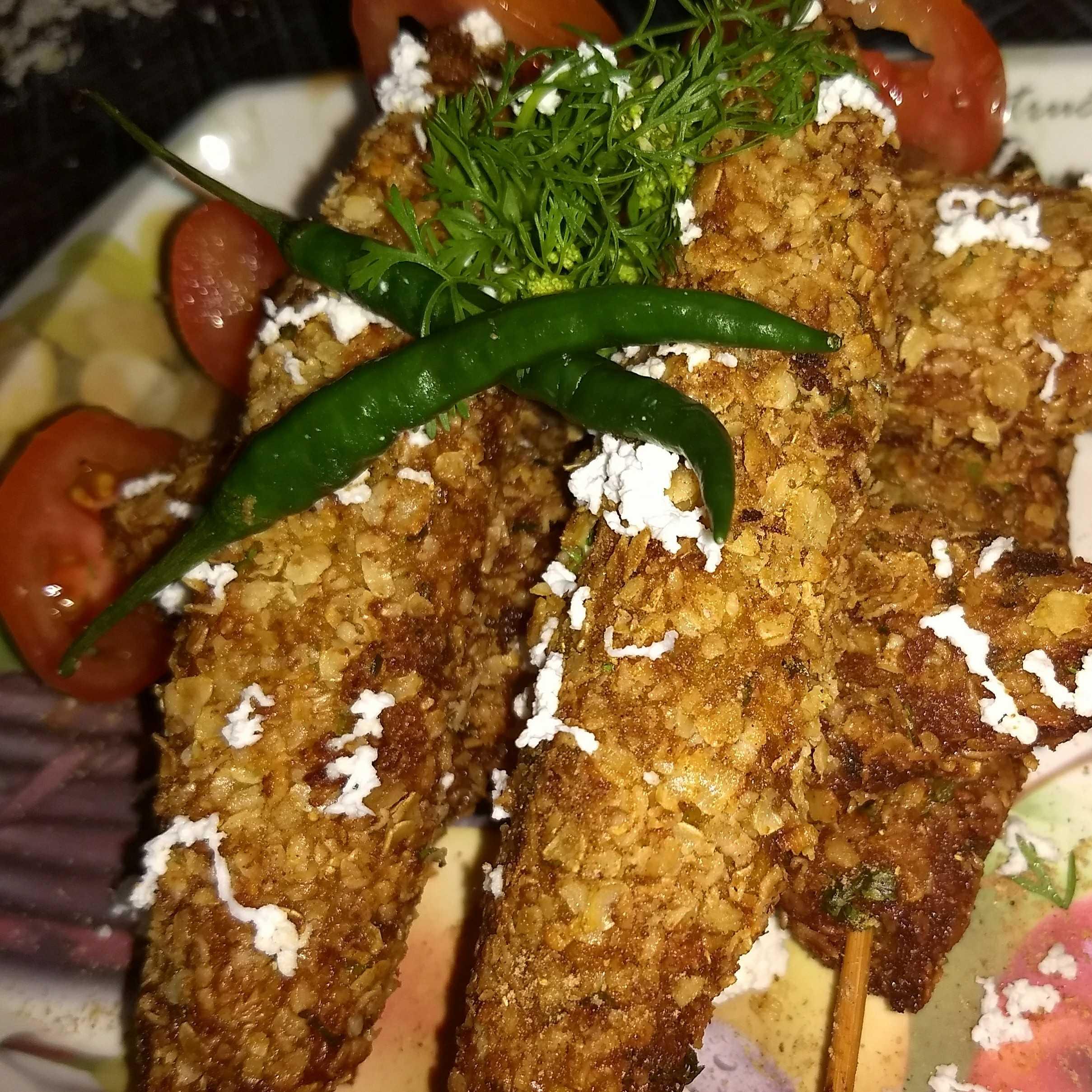 Soyabean Kabab