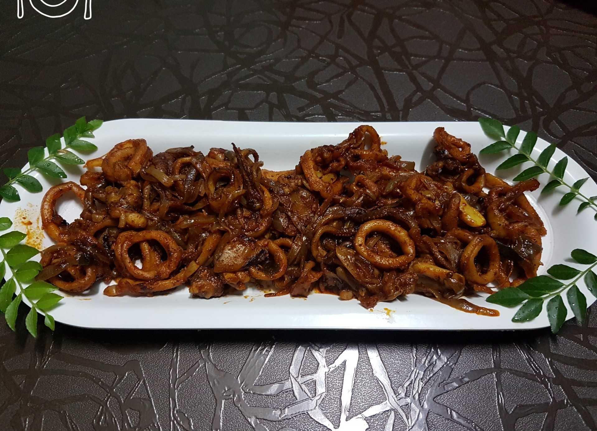 Squid Roast