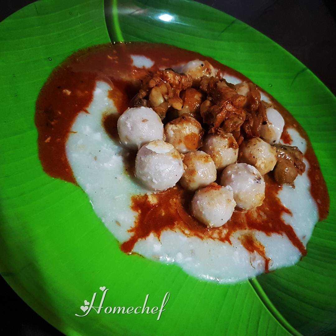 Pidi / Rice Dumplings
