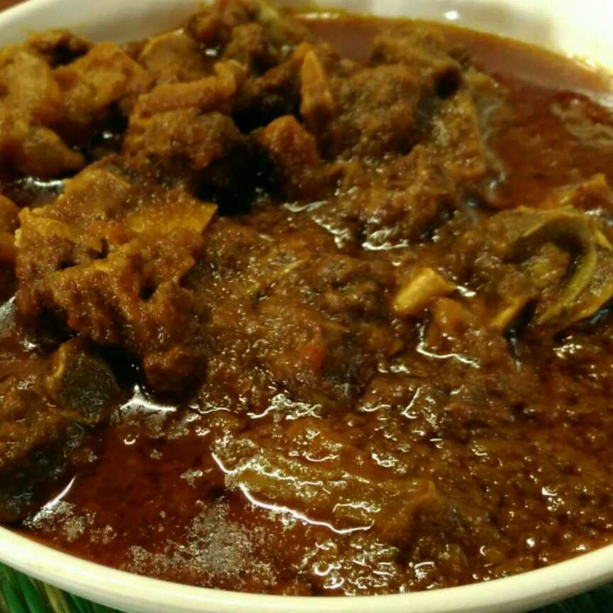 Mutton Masala Gravy