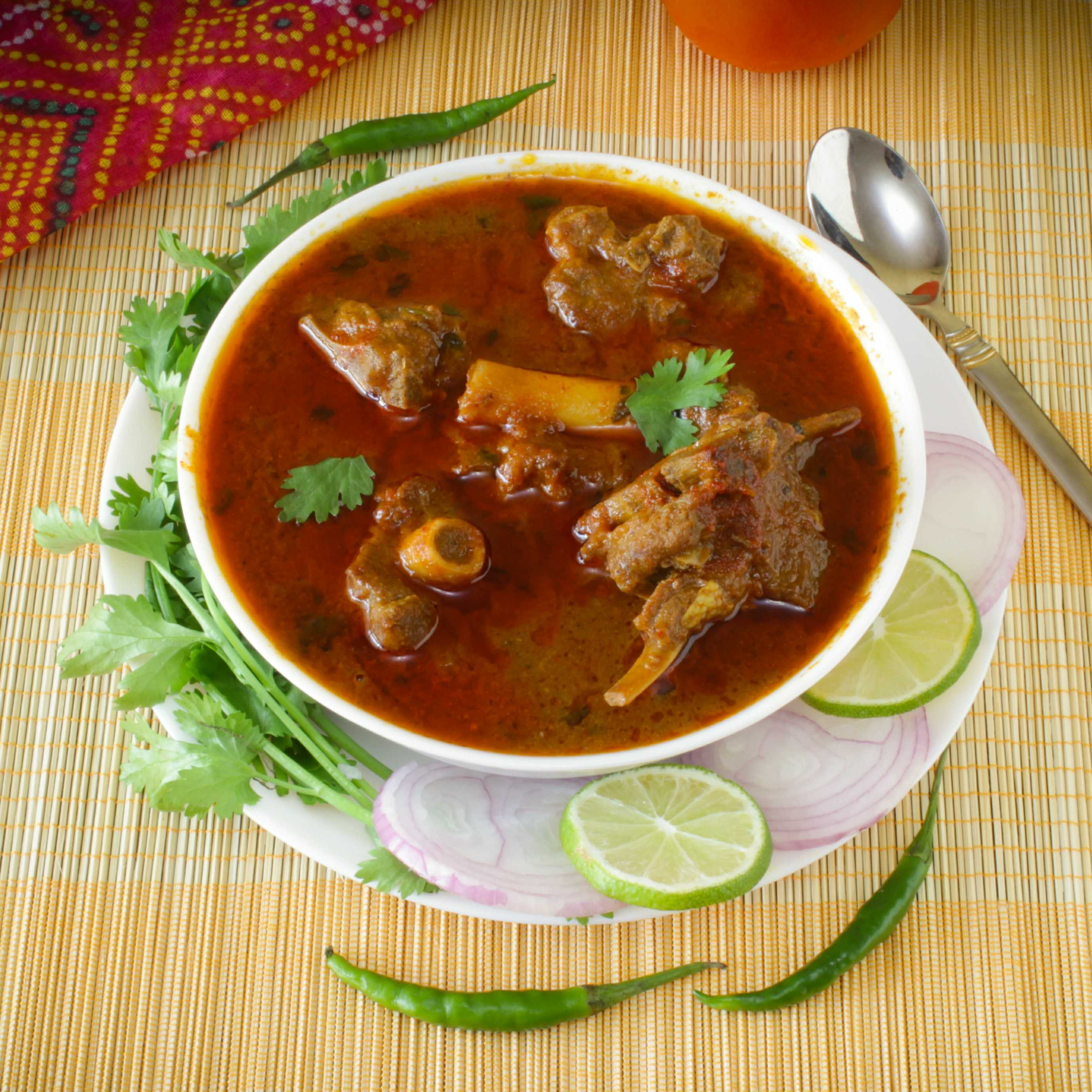 Sindhi Mutton Curry