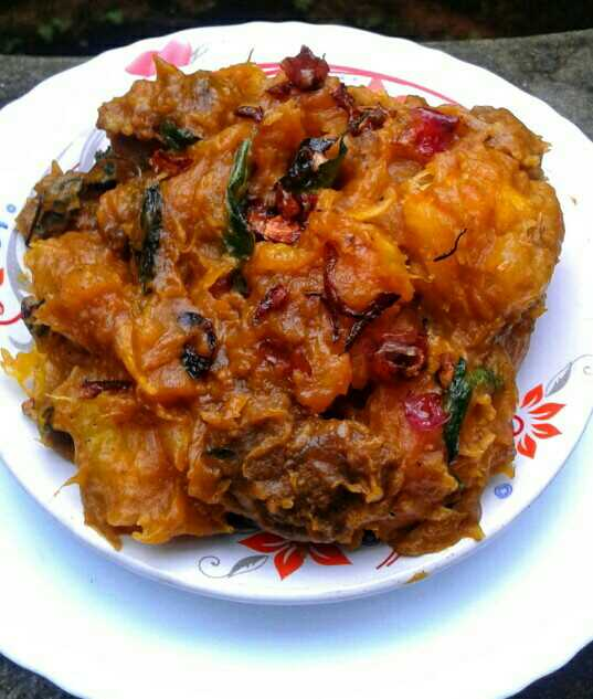 Mutton tapioca Biriyani