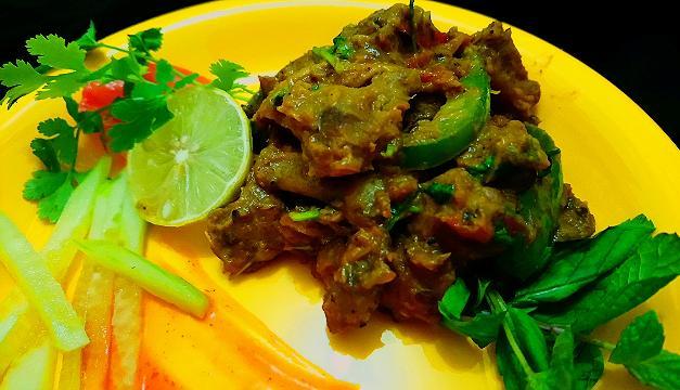 Mutton Lababdar