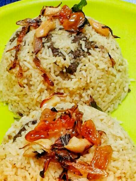 Chevon Meat Biriyani
