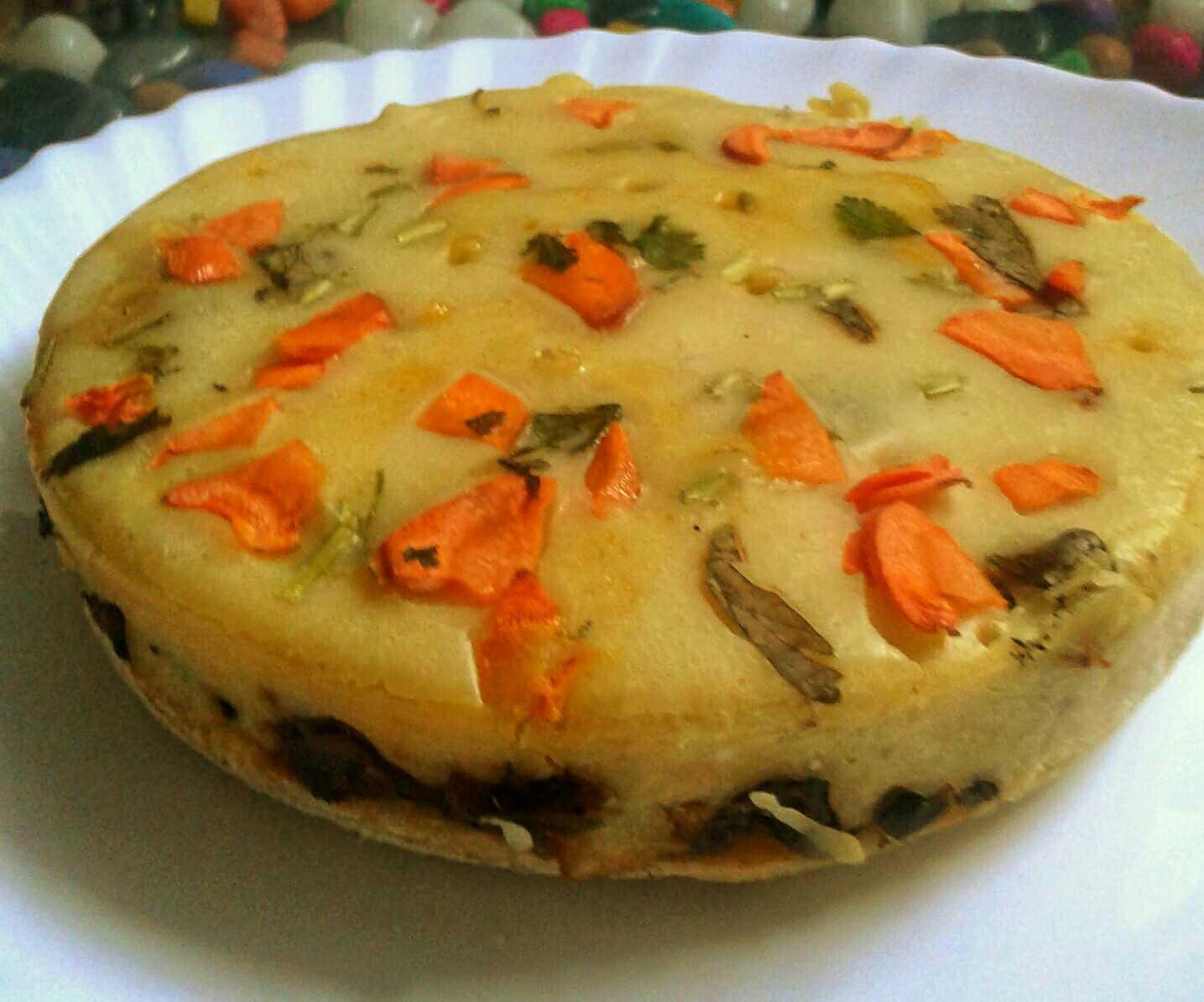 Chevon Meat Sponge Cake