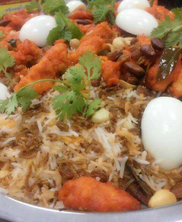 Indo Chainese Spisy Mutton Fryd Rice