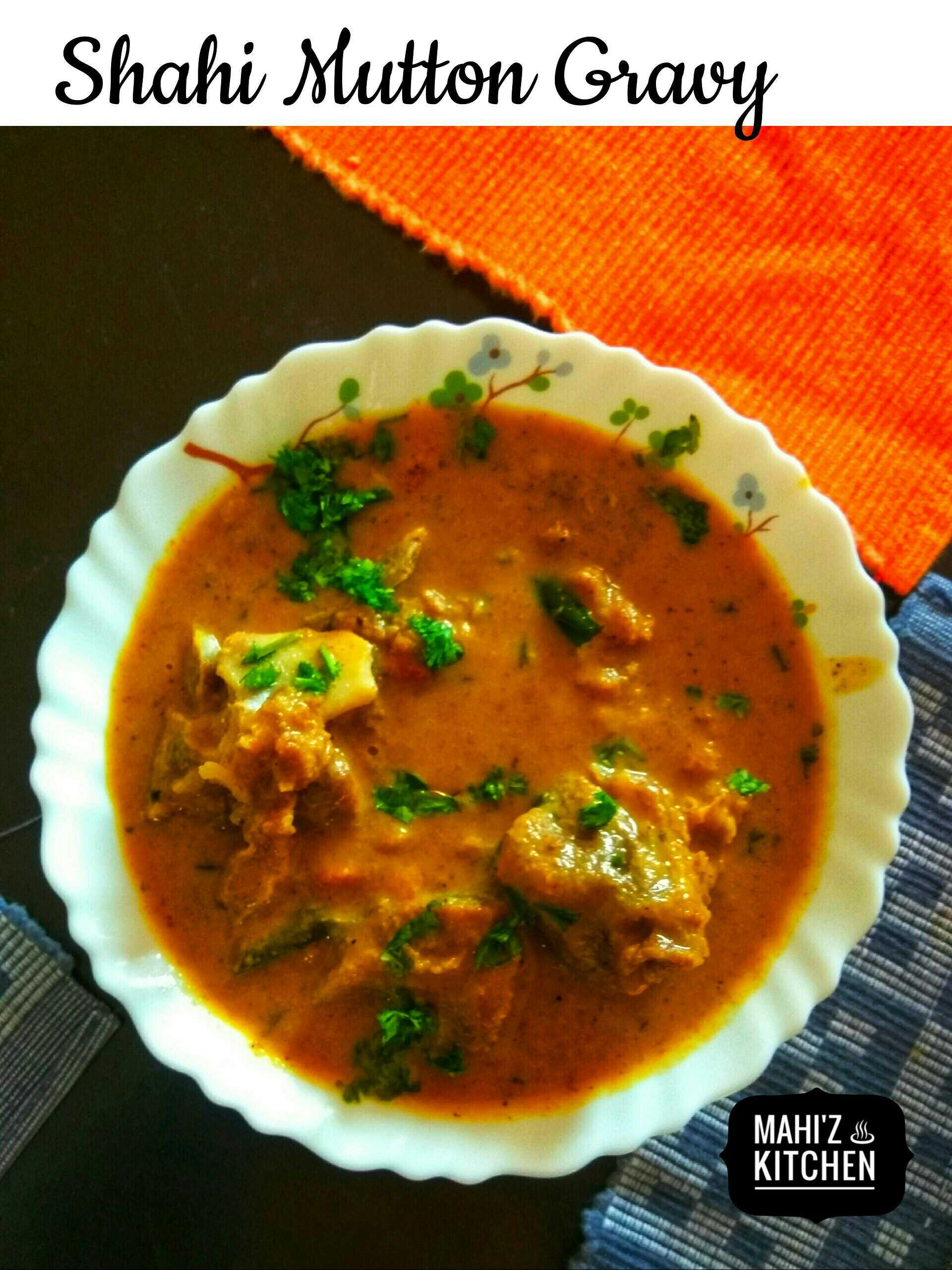 Shahi Mutton Gravy