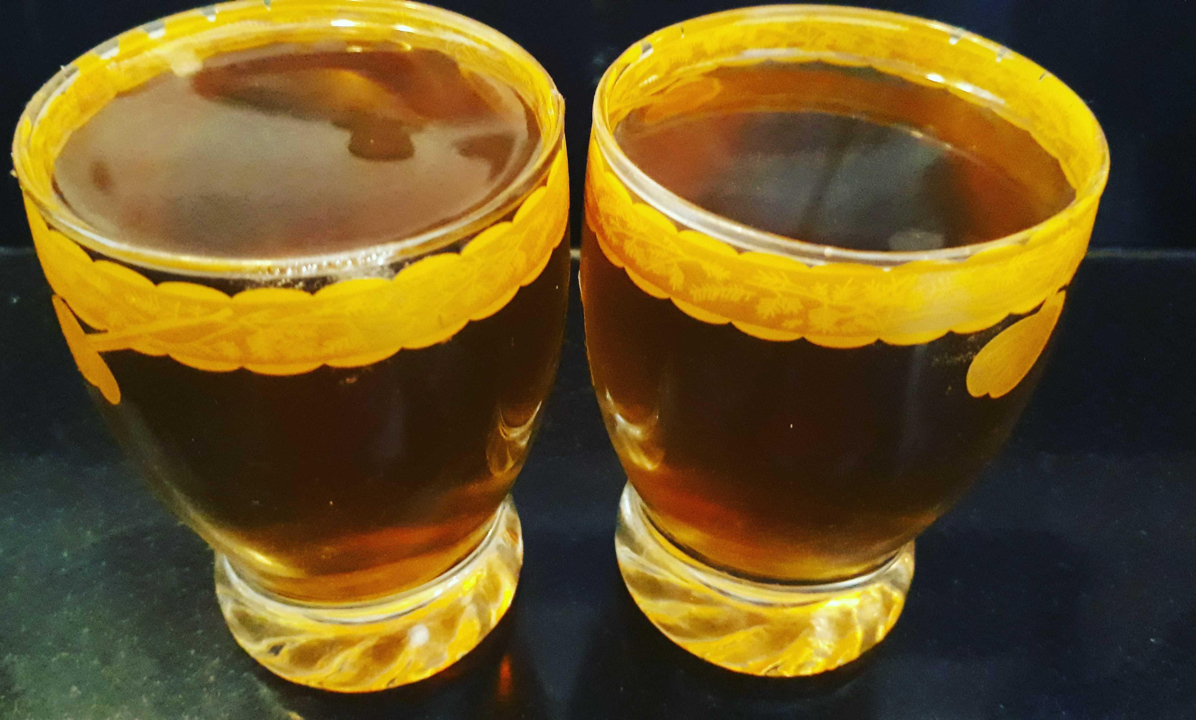 Coconut Water Green Tea Shots