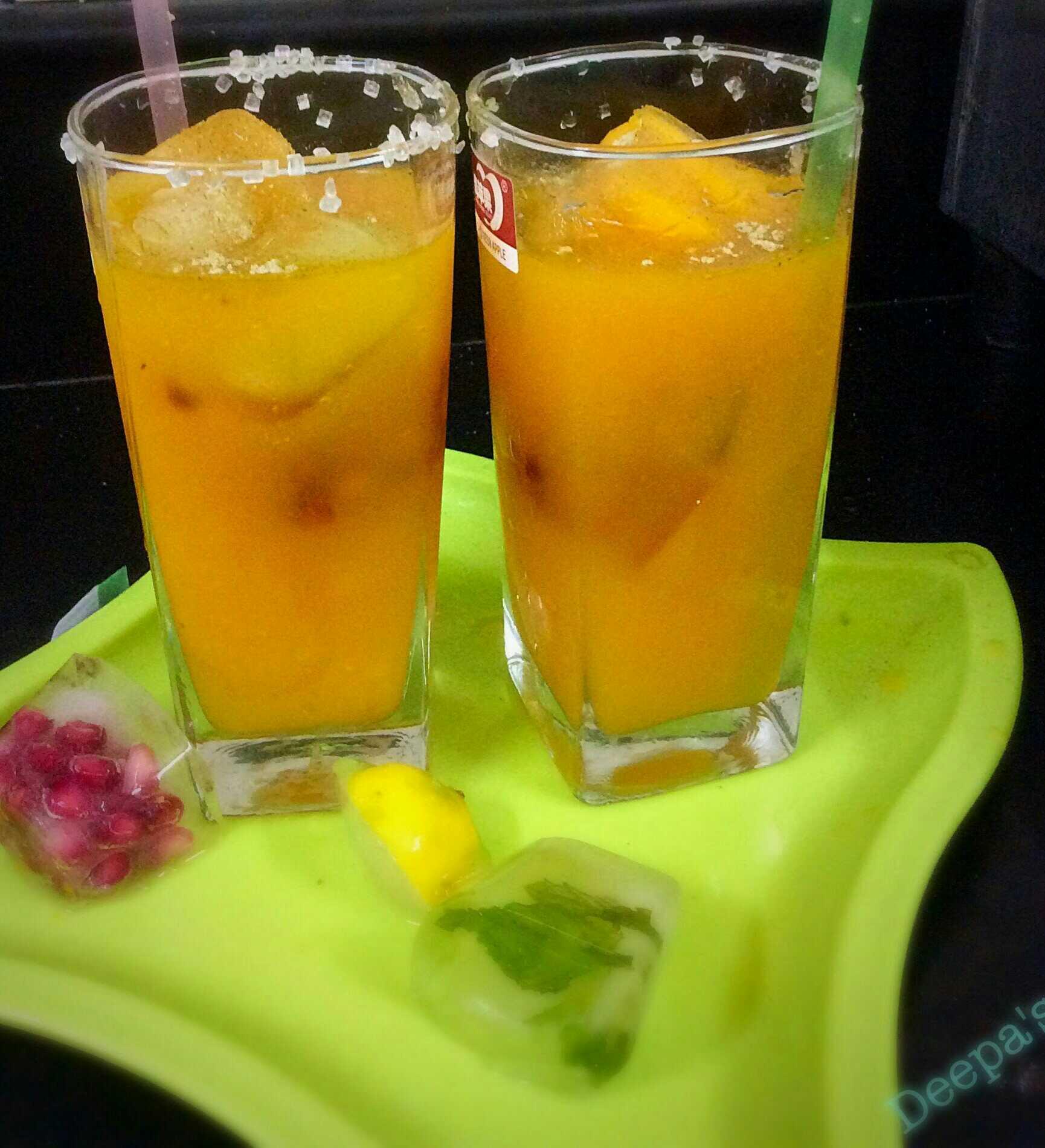 Fruity  Mocktail