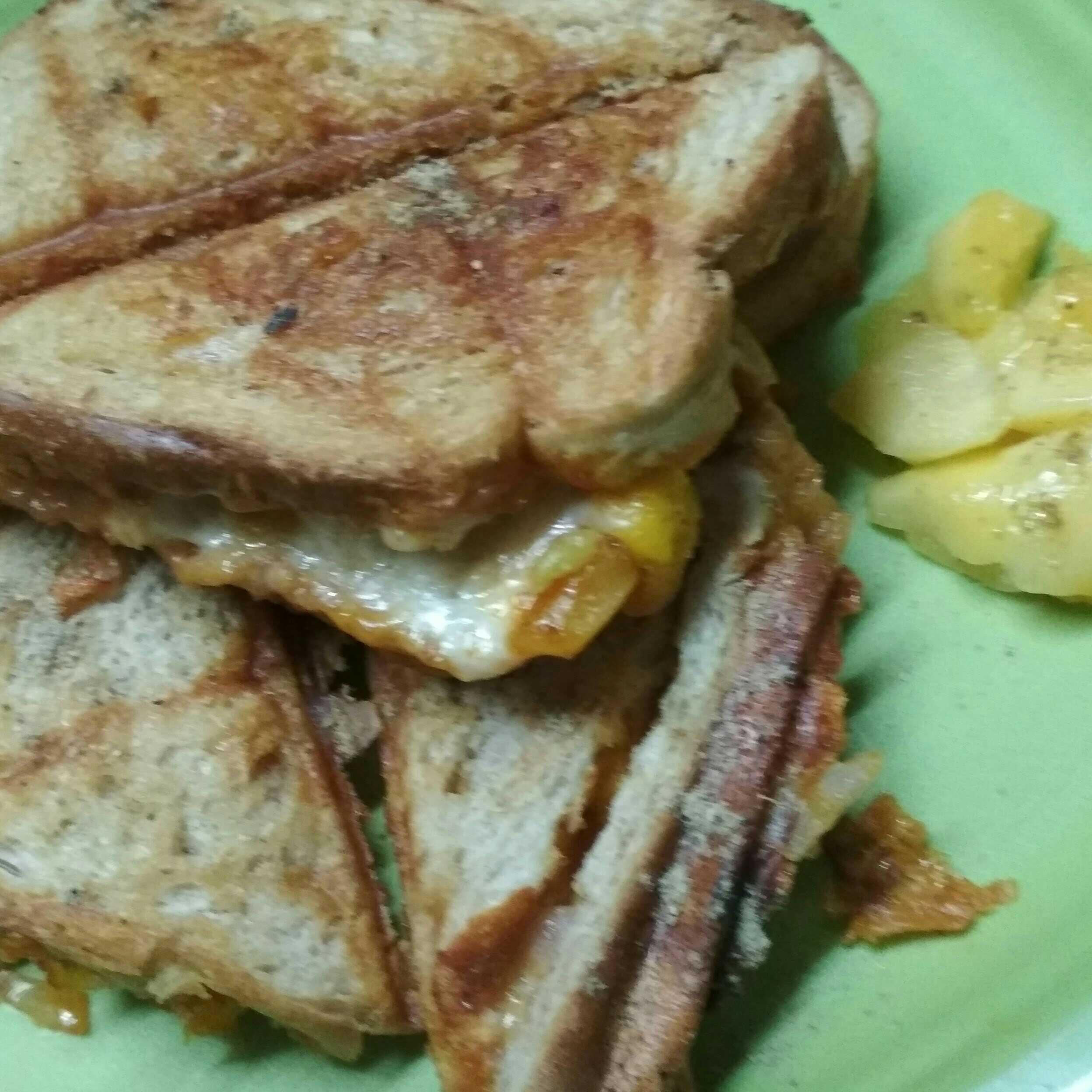 Mango Cheese Sandwich