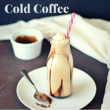 Cafe Style Cold Coffee
