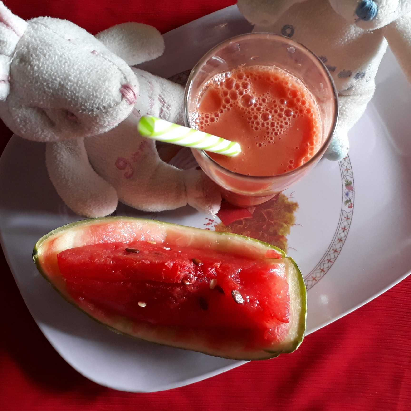 Watermelon Lassi