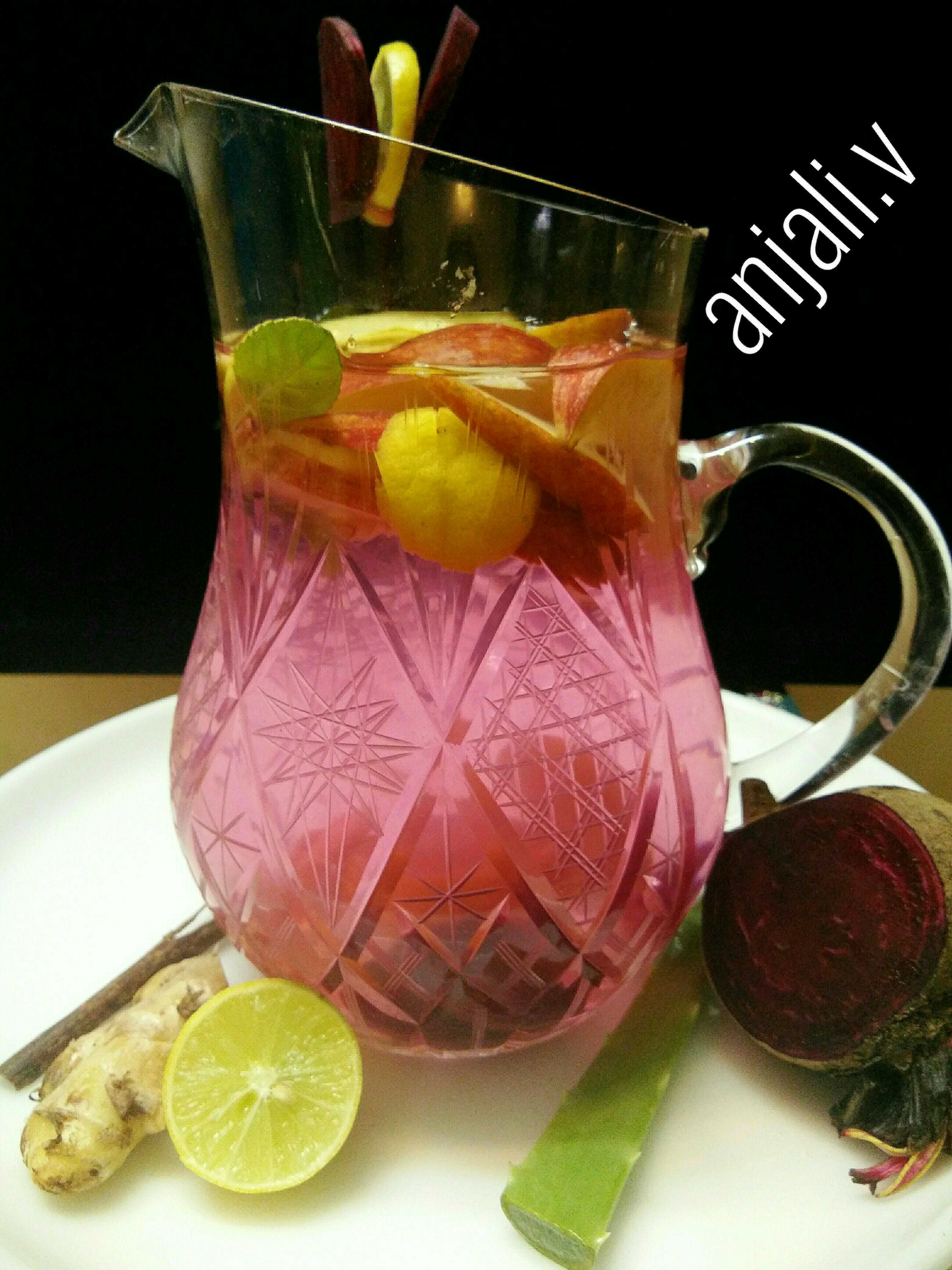 The Pink Beauty Liver Tonic