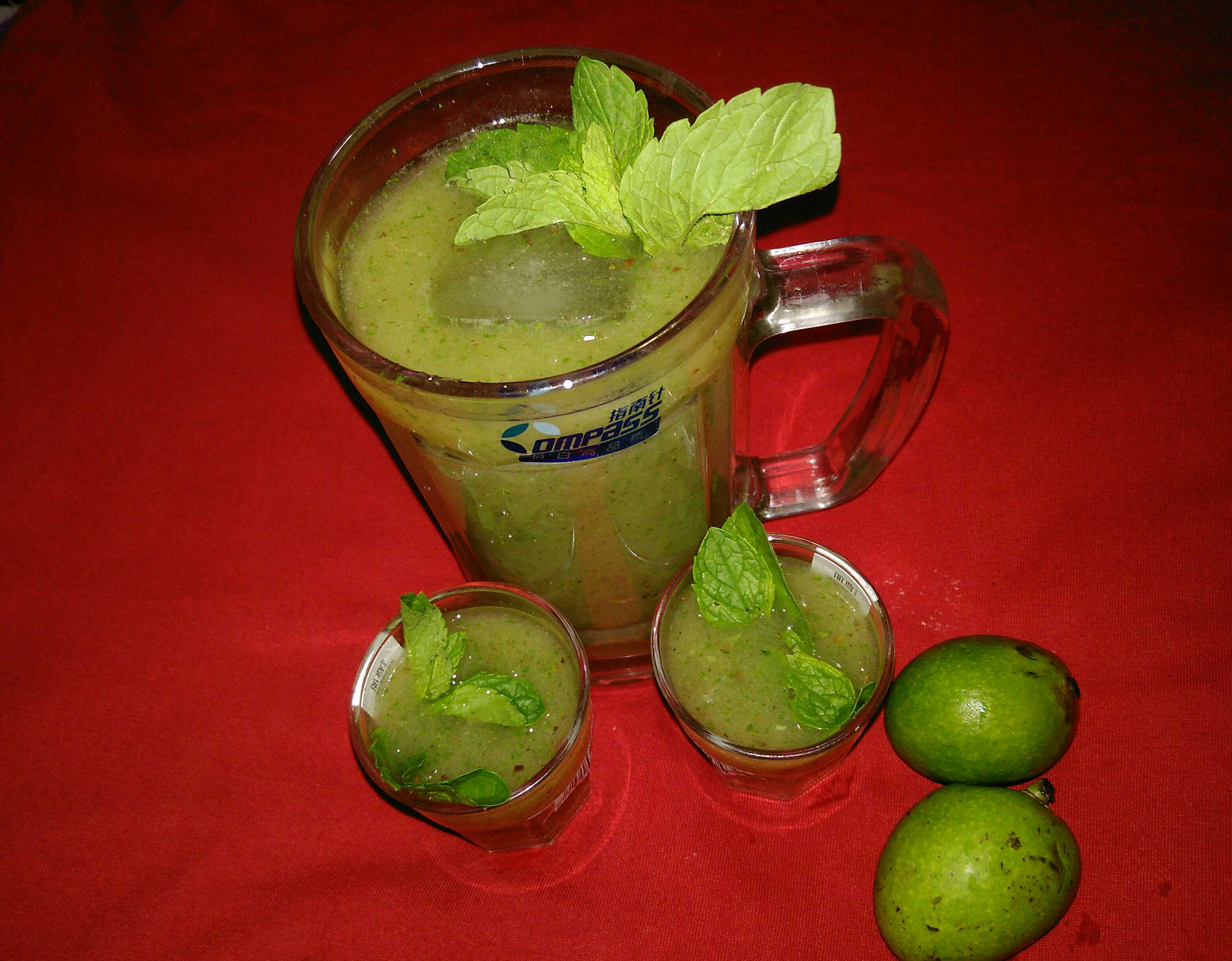 Aam Pana Summer Special Drink