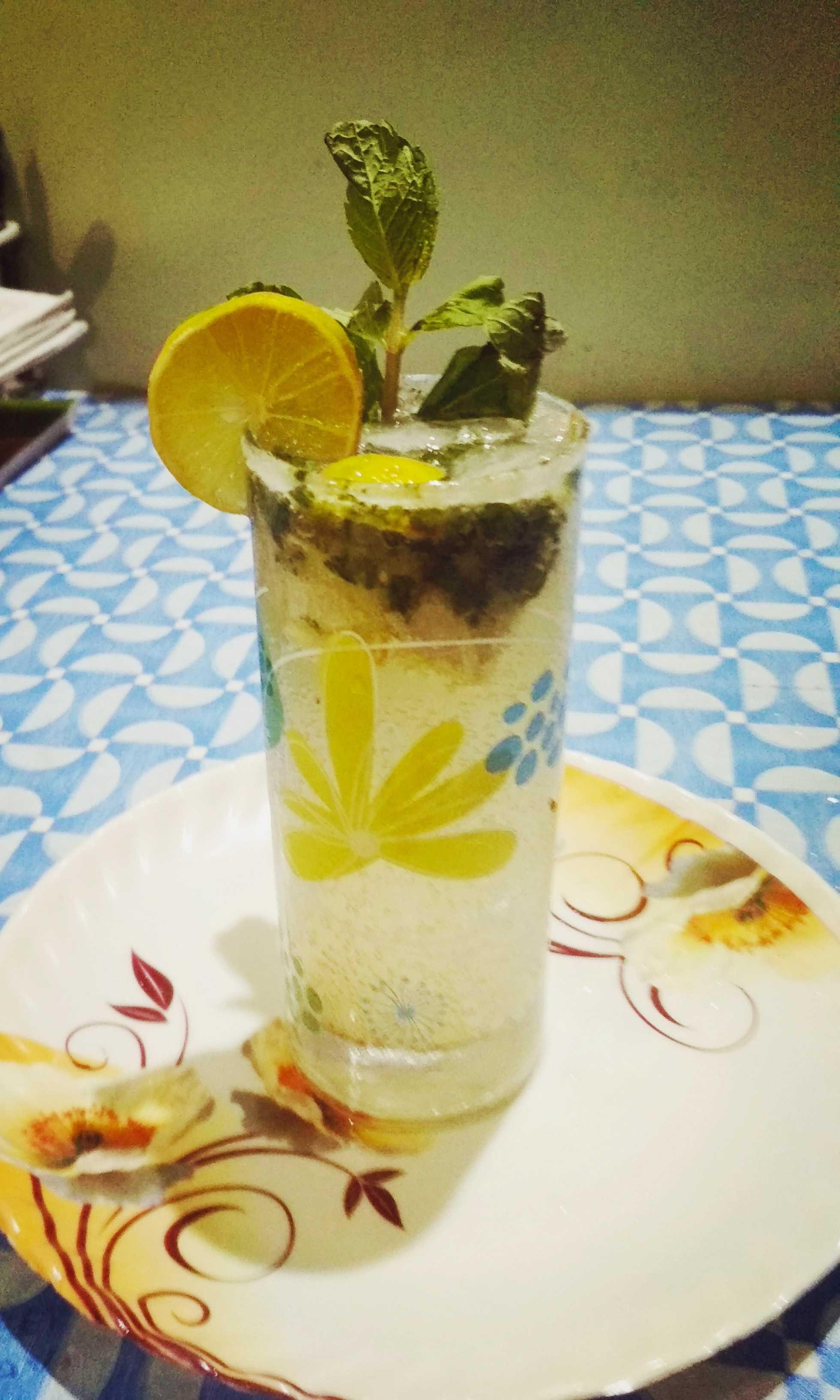 Mint-Lemon Mojito