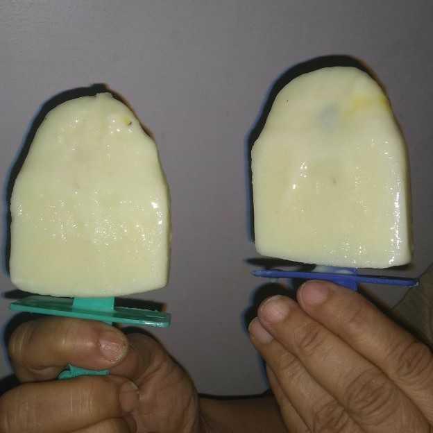 Milk Popsicle