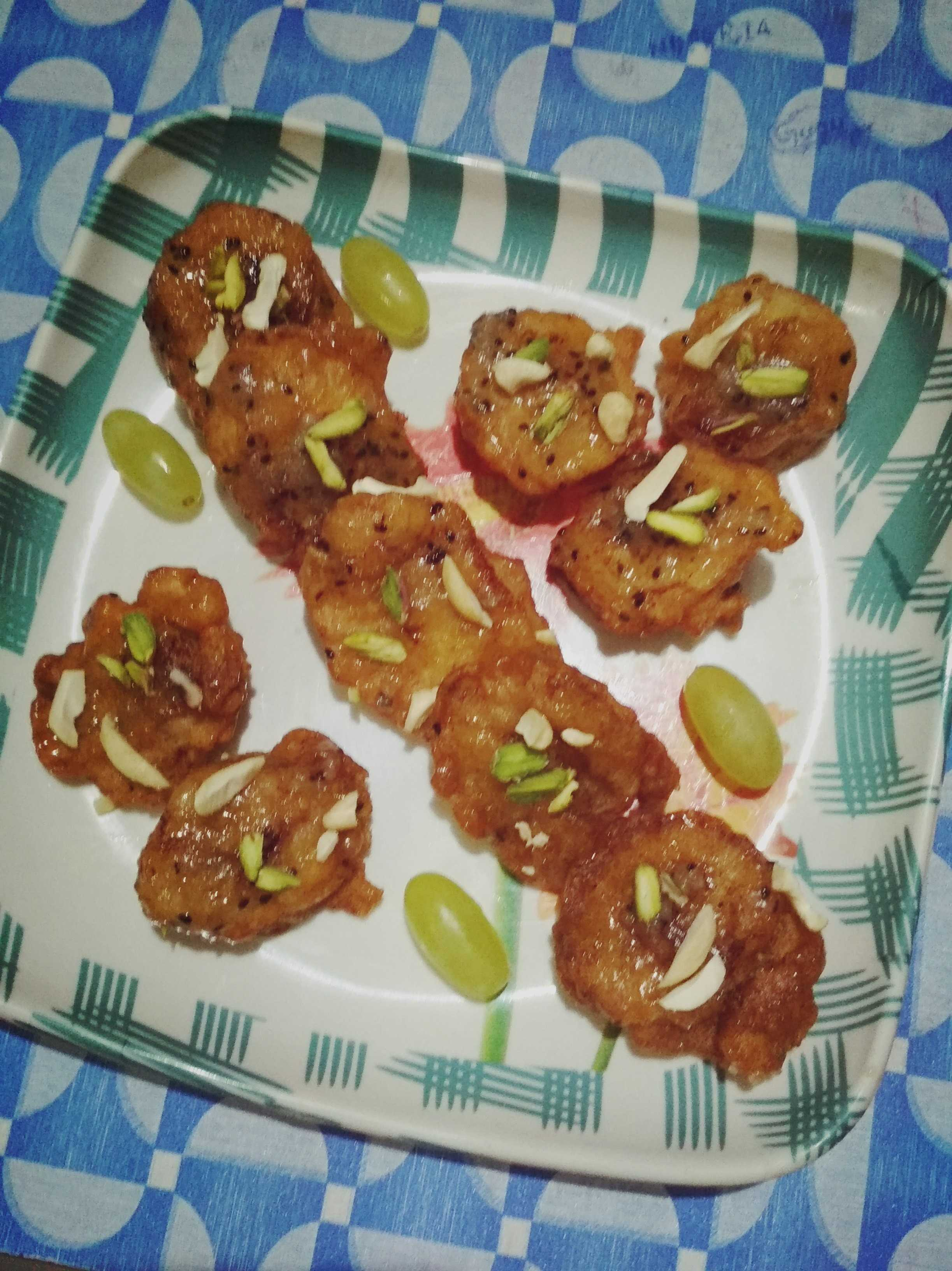 Chilled Chinese Banana Fritters