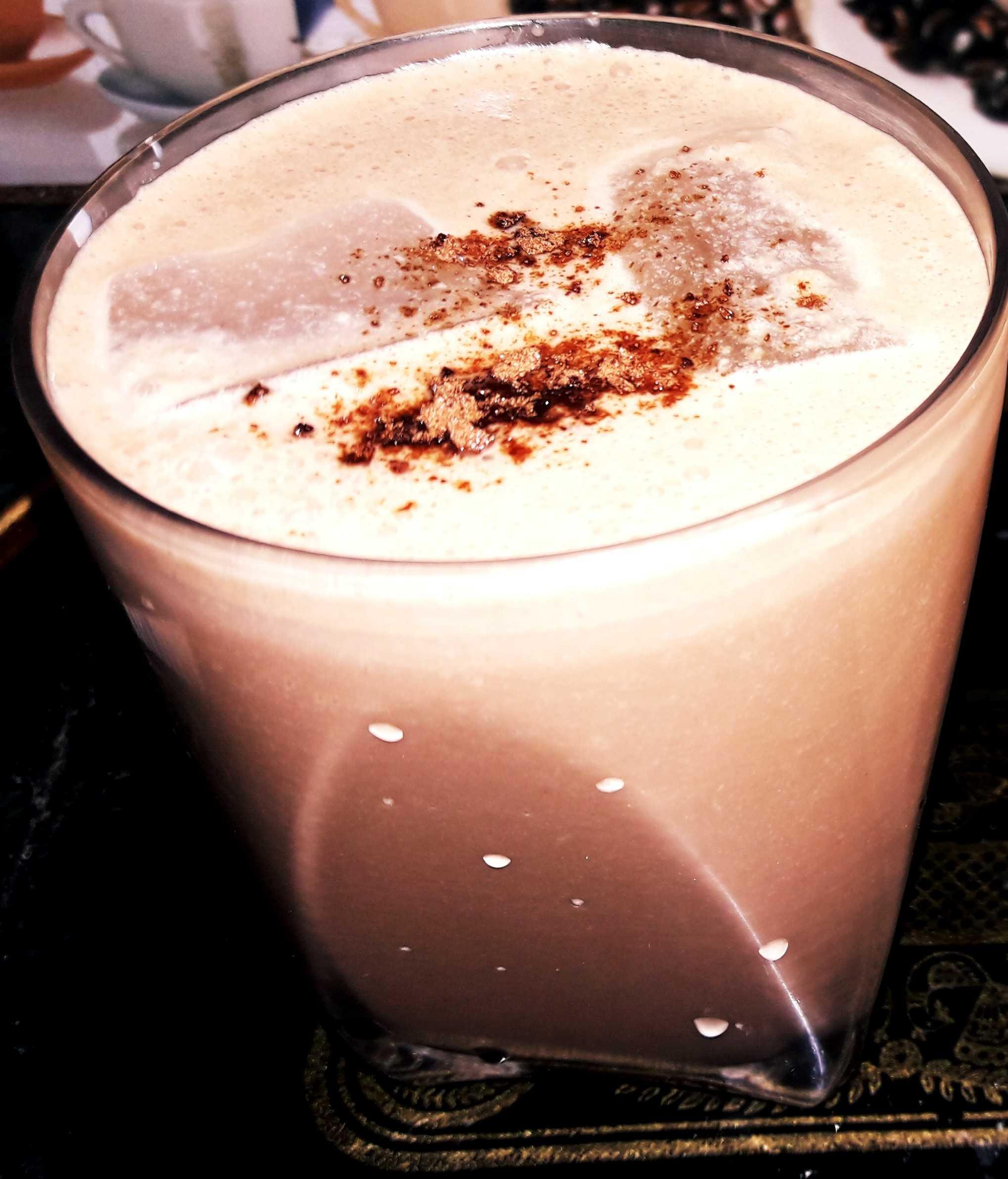 Biscuit Milk Shake
