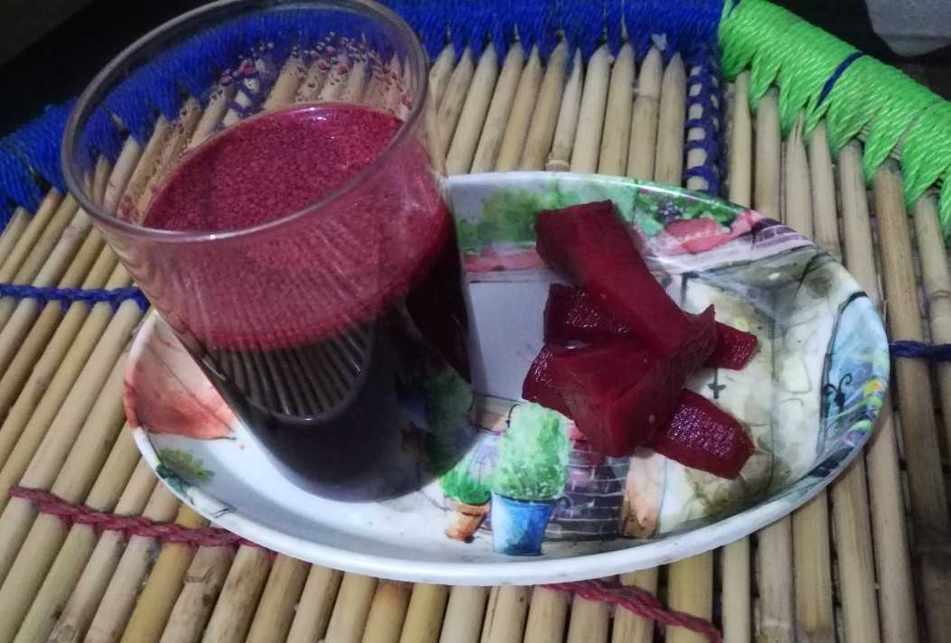 Black Carrot Kaanji