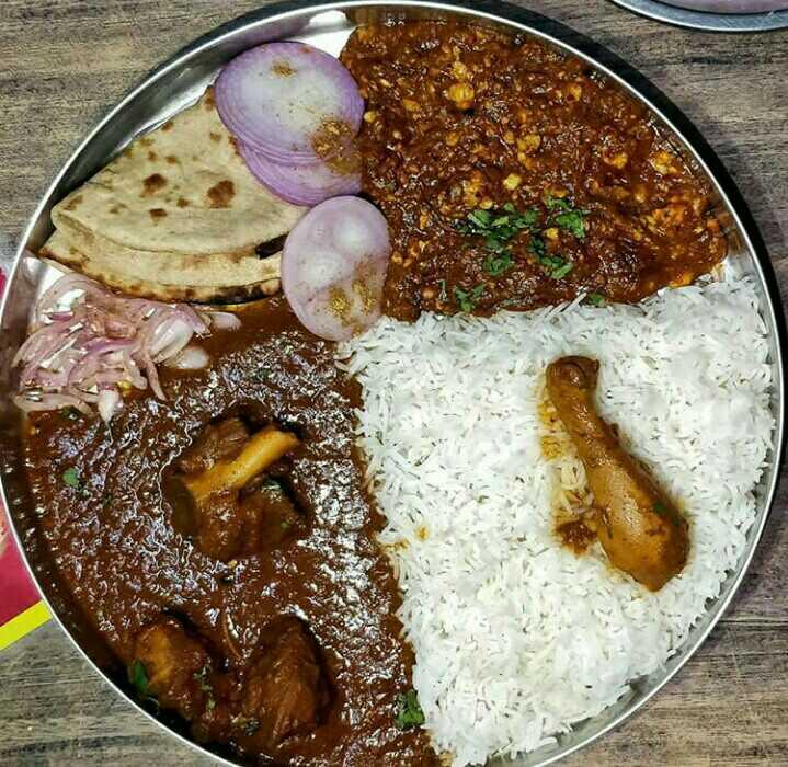 Bihari Style Chicken And Rice