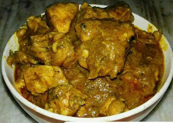 Chicken Bomb My Own Recipe