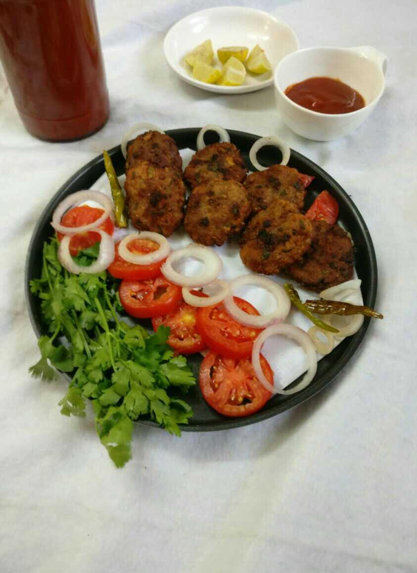 Tawa Kebab
