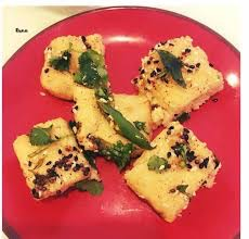 Spicy Oats Dhokla