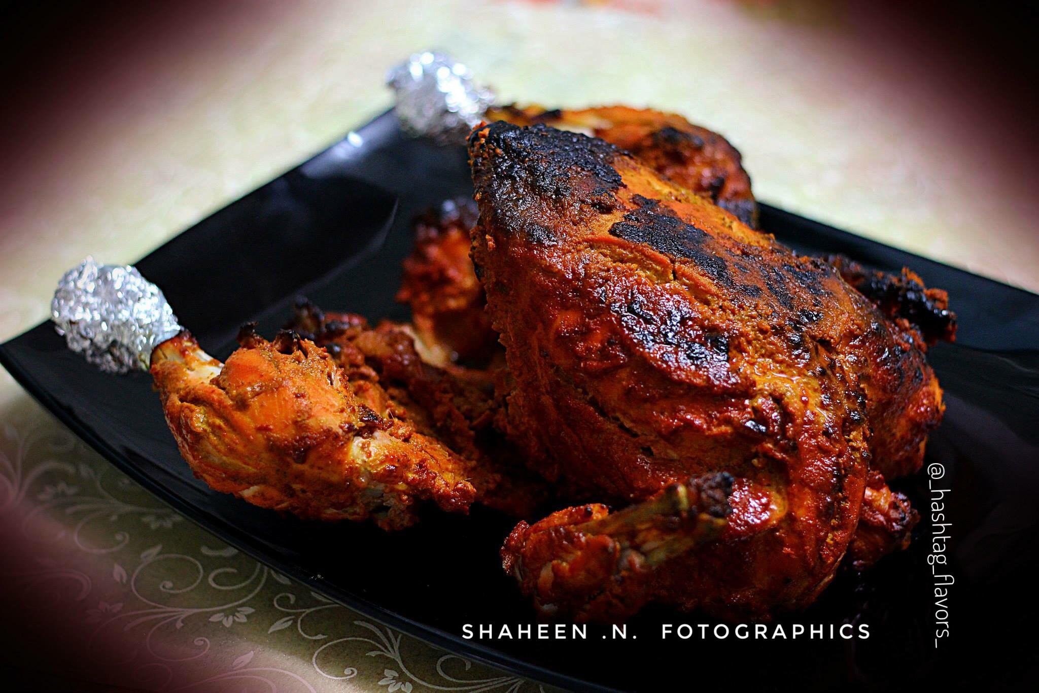 Full Chicken Tandoori Roast