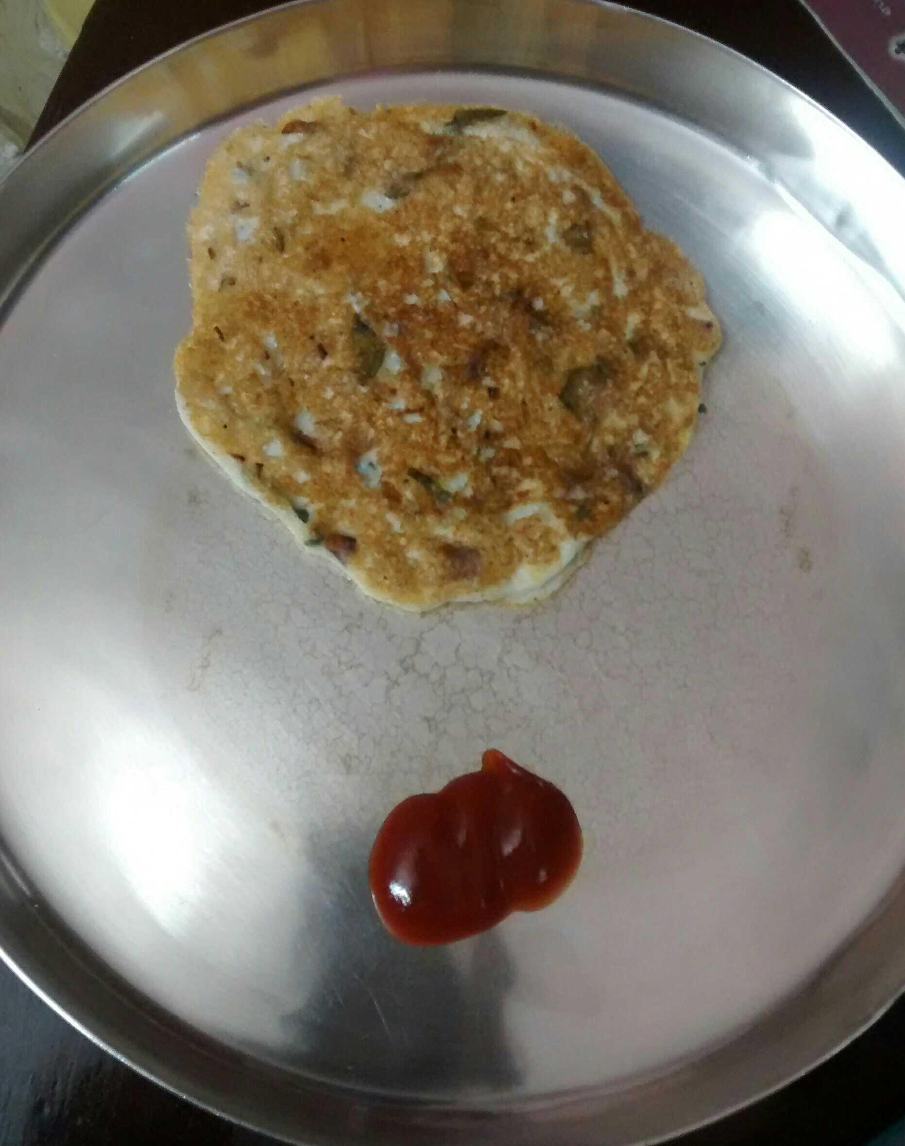 Vegetarian Omlet