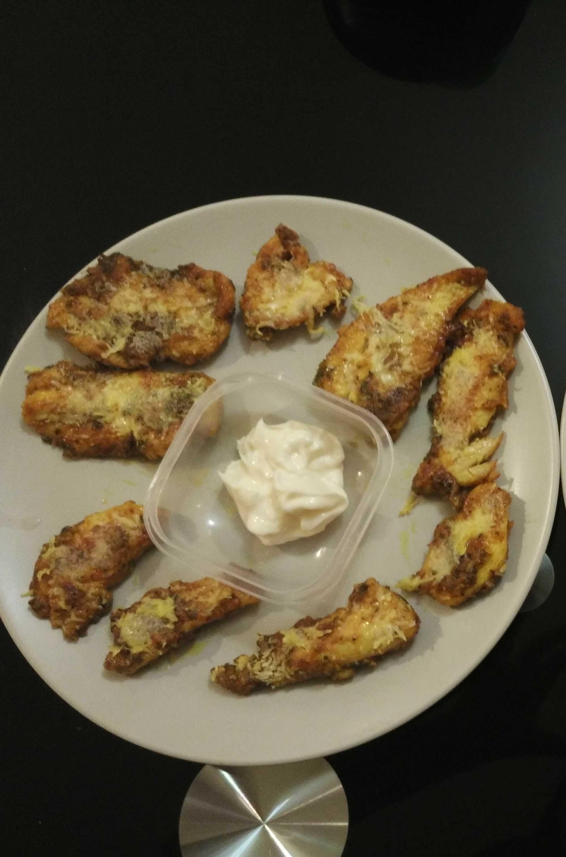 Chilli Cheese Chicken Fillet