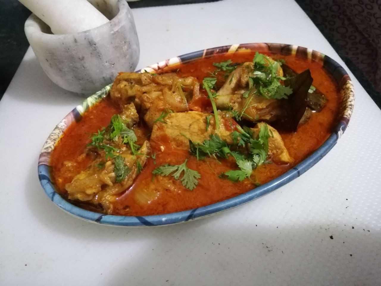 Tomatoe Chicken Korma