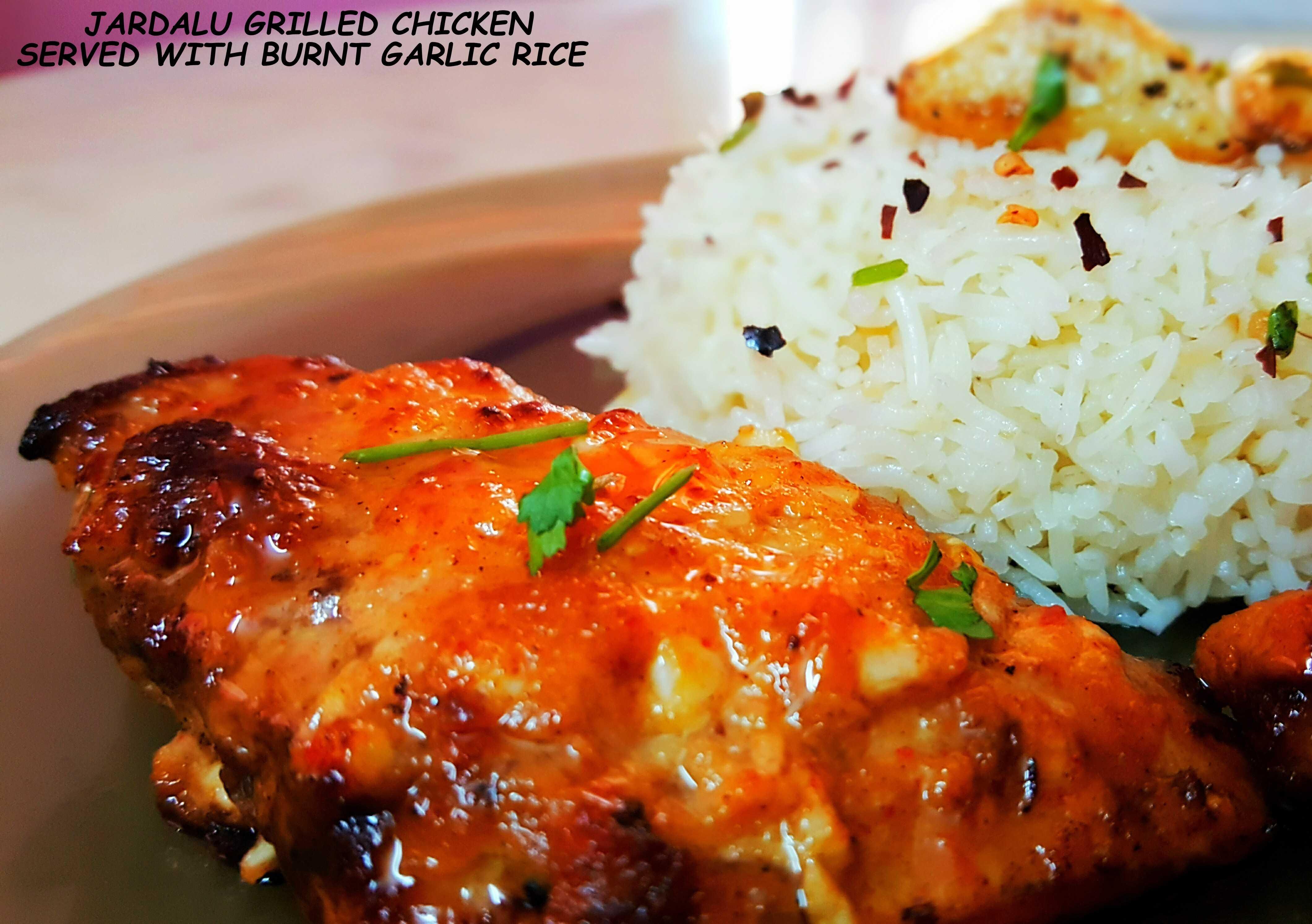 Jardalu Grilled Chicken