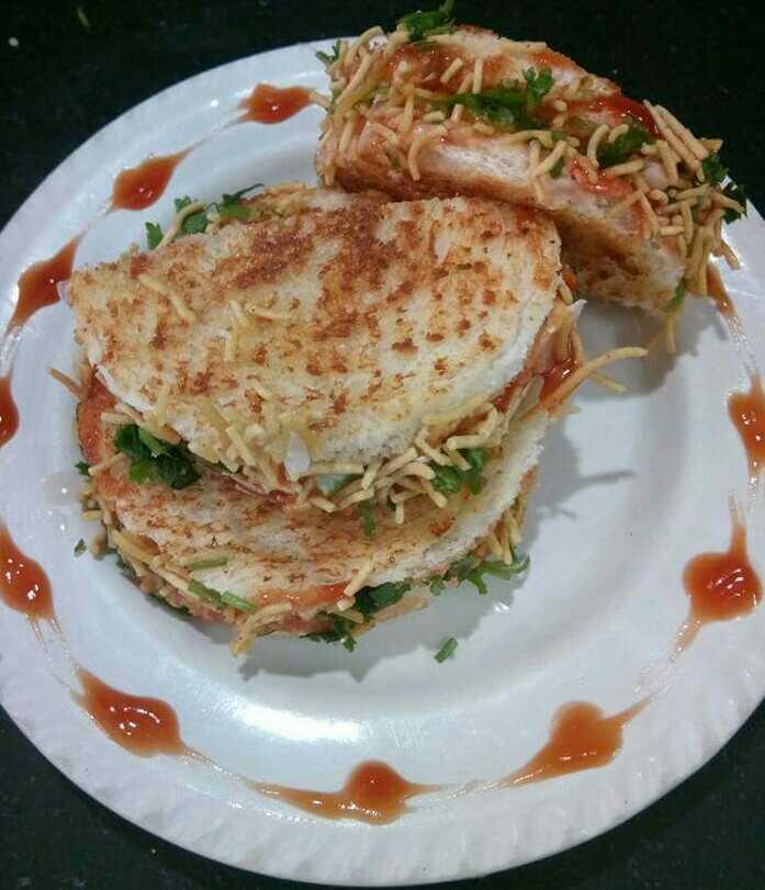 Mayonnaise Sandwich