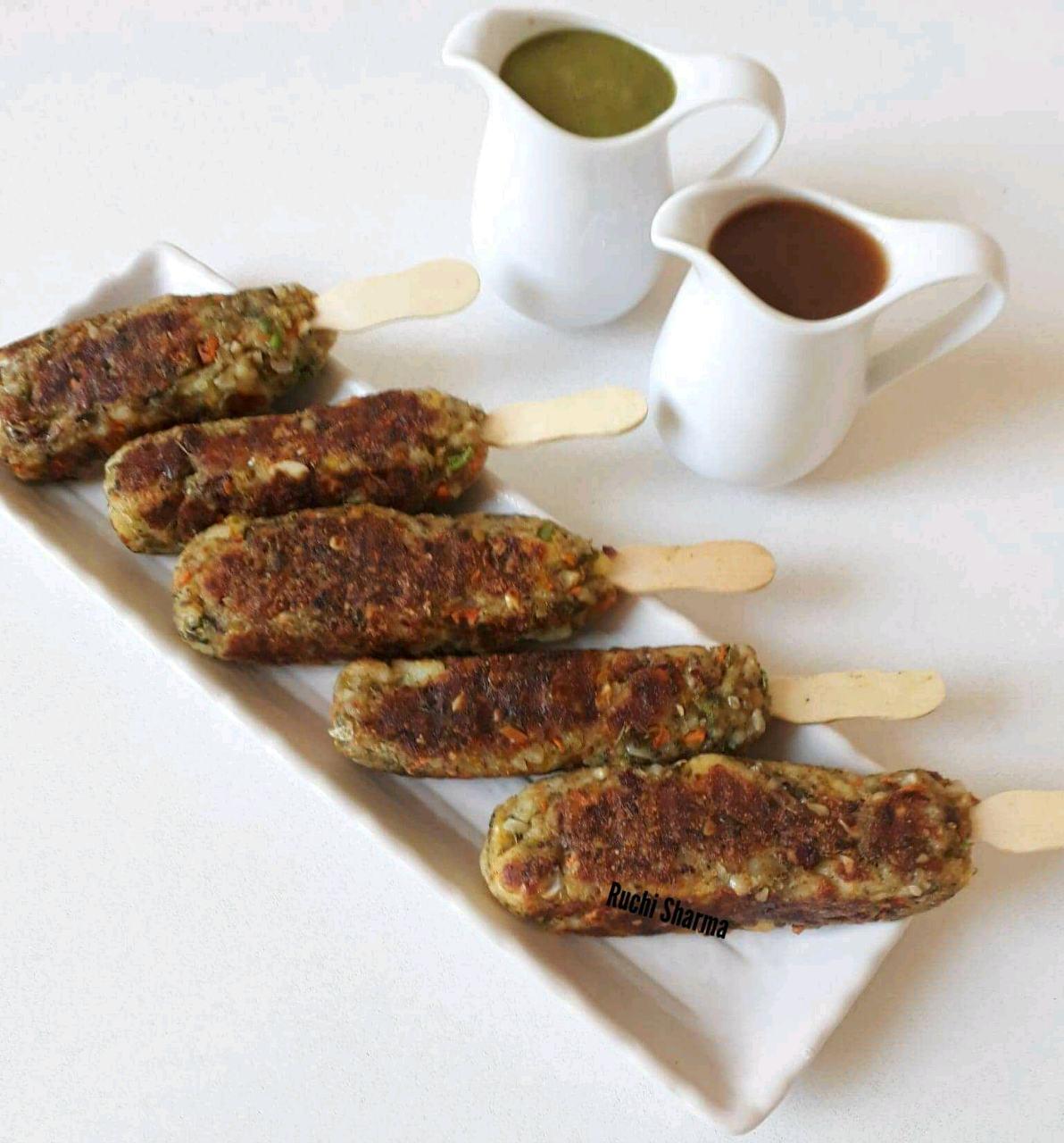 Idli Kebab