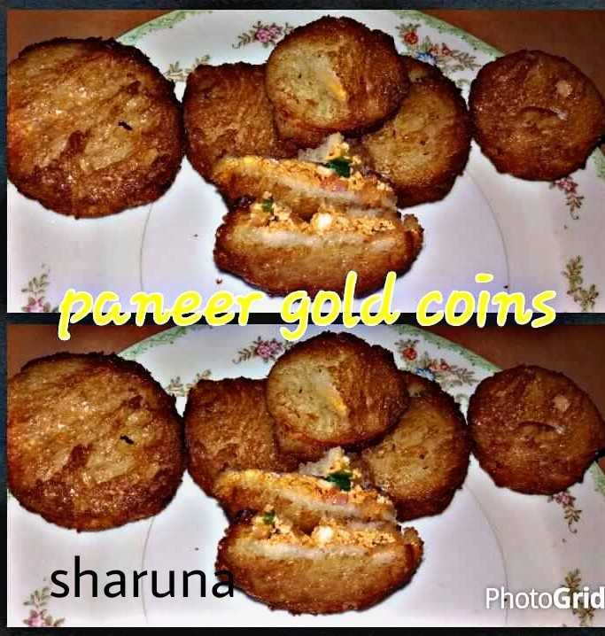 Paneer Gold Coin