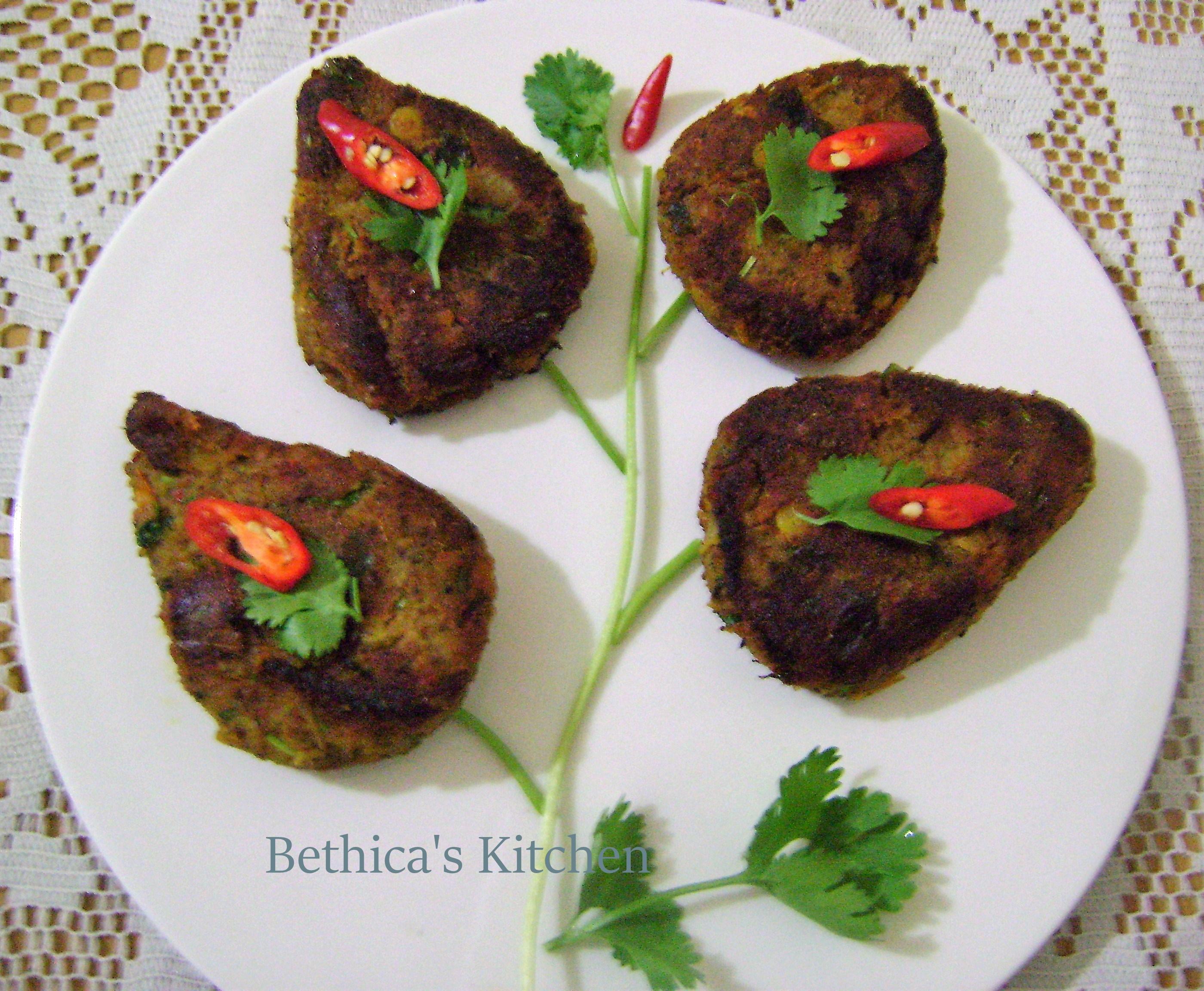 Chicken Mince Kebab