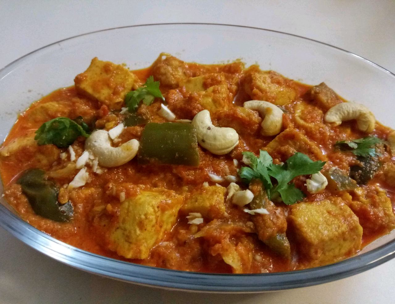 Chilly Paneer Makhana